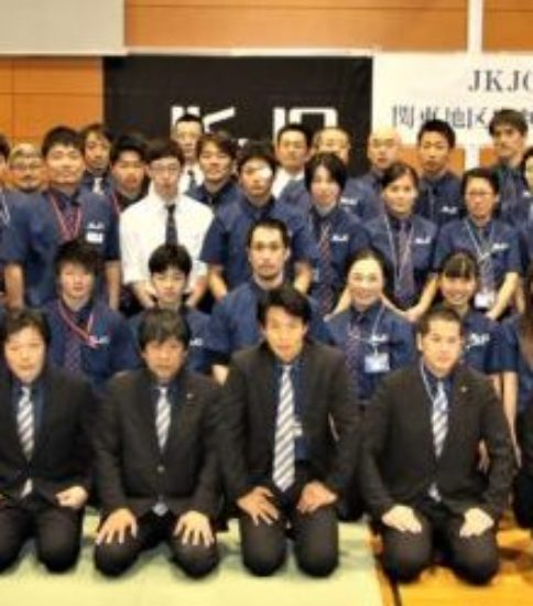 JKJO審判講習会の様子(関東)