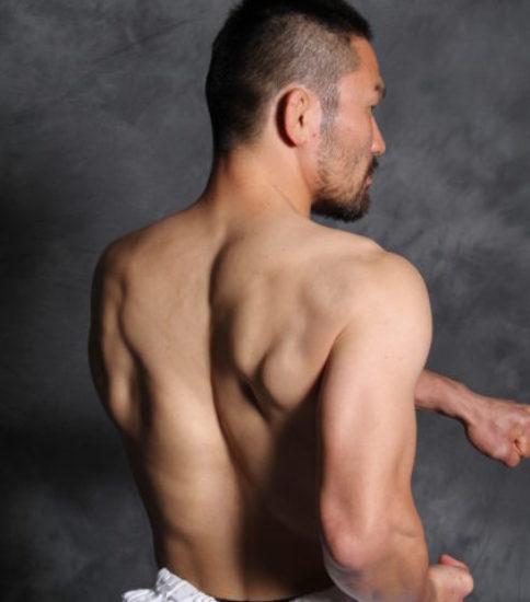 沖縄拳法の突き #フルコンタクトKARATEマガジン 1月末発売号に掲載予定