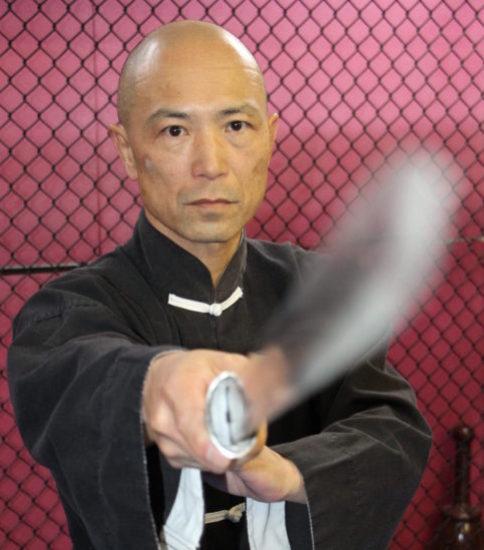 通背拳 補足動画2 フルコンタクトKARATEマガジンvol.23 1月末発売号に掲載予定