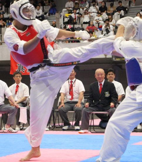 vol.42(8月末発売号)補足動画 第35回全日本硬式空手道選手権大会