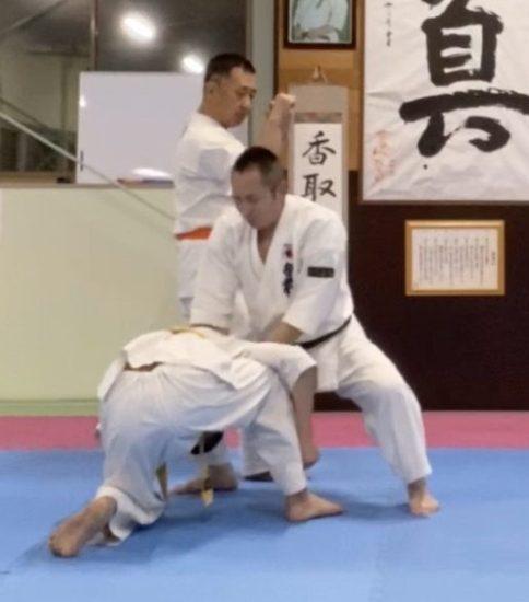フルコンタクトKARATEマガジンvol.48 型 十八(セーパイ)補足動画